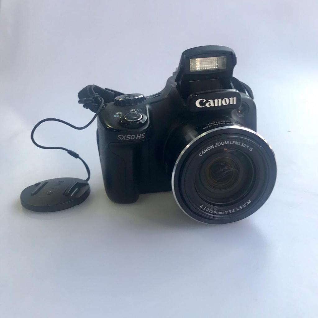 Cámara Canon Powershot Sx50 Hs