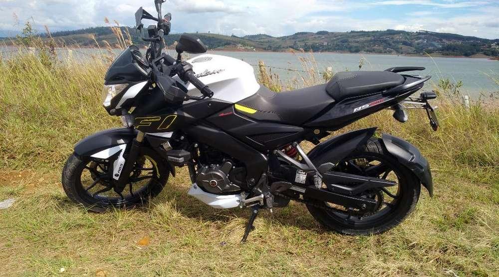 Vendo Moto Pulsar Ns 200 F1 Pro Mod 2020