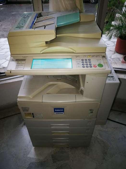 Fotocopiadora, Impresora Y Escaner