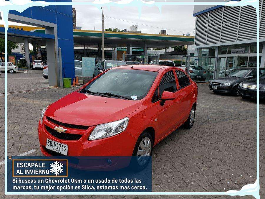 Chevrolet Sail 2014 - 69333 km