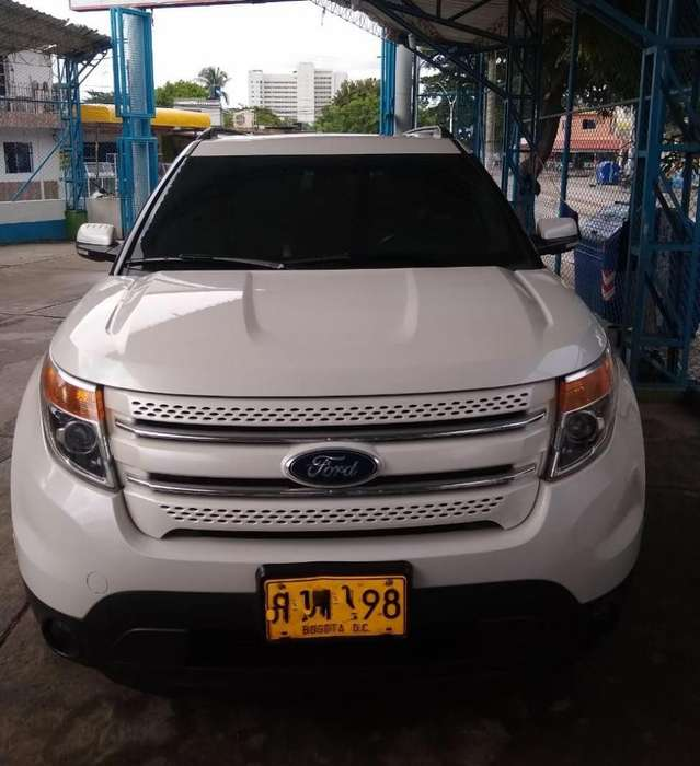 <strong>ford</strong> Explorer 2013 - 75000 km