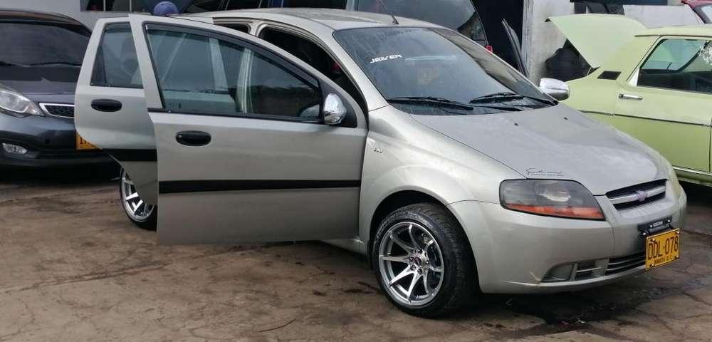 Chevrolet Aveo 2009 - 93000 km