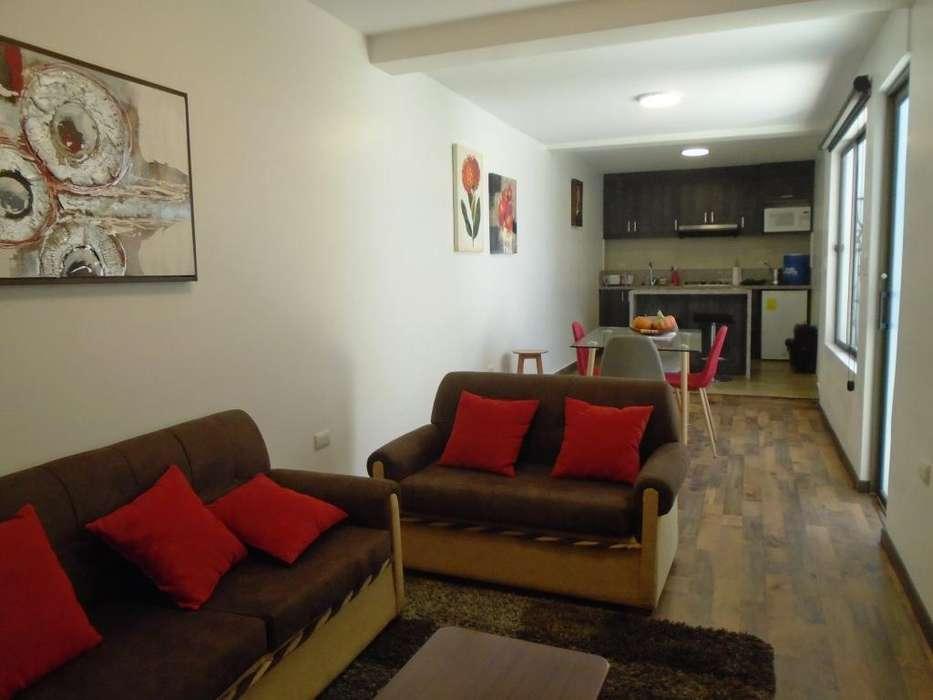 Suite amoblada de renta 450.00 CV1884