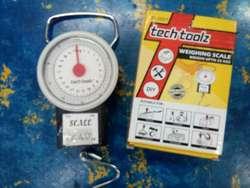 Báscula peso equipaje o  Multiusos mecánica.
