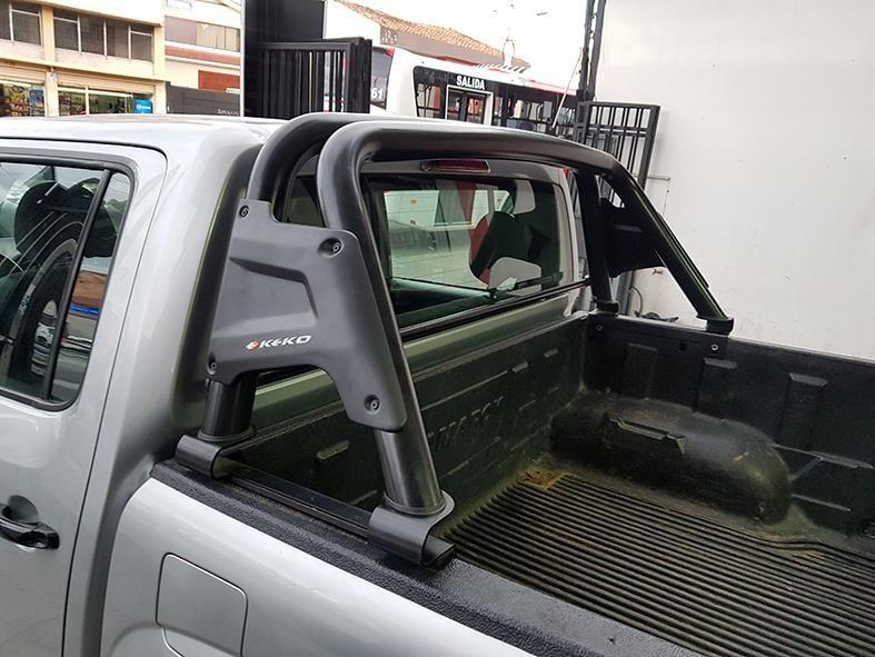 ROLLBAR KEKO ORIGINAL VW AMAROK NEGRO