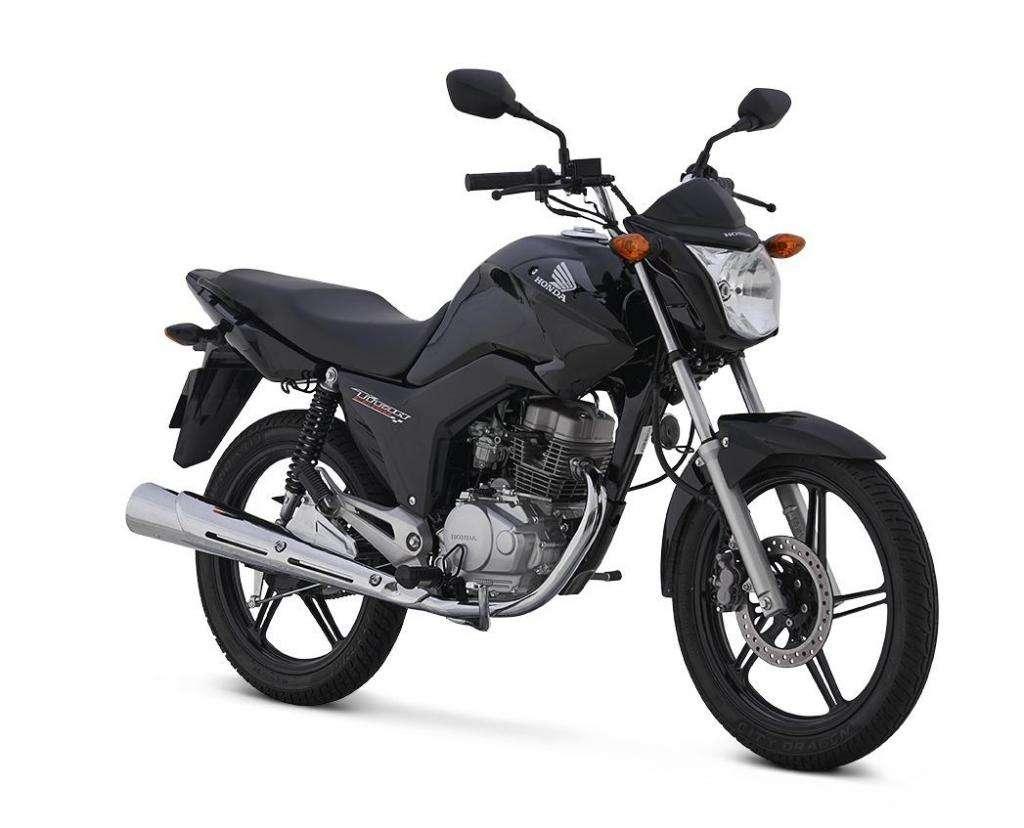 Honda Cg 150 Titan  0km Financiado Minimo Anticipo