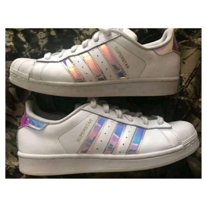 Adidas Superstar Tornasol ORIGINALES