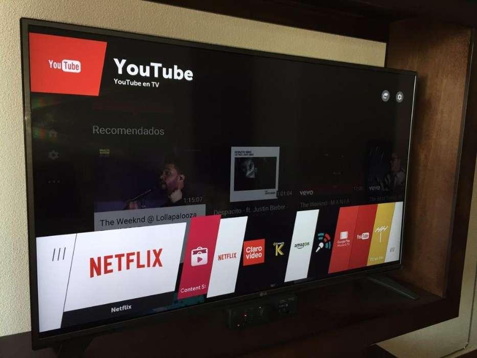 Se Vende Hermoso Tv Nuevo Marca Lg