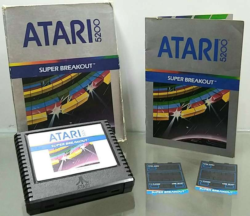 Juego Atari 5200- Nintendo - Playstation