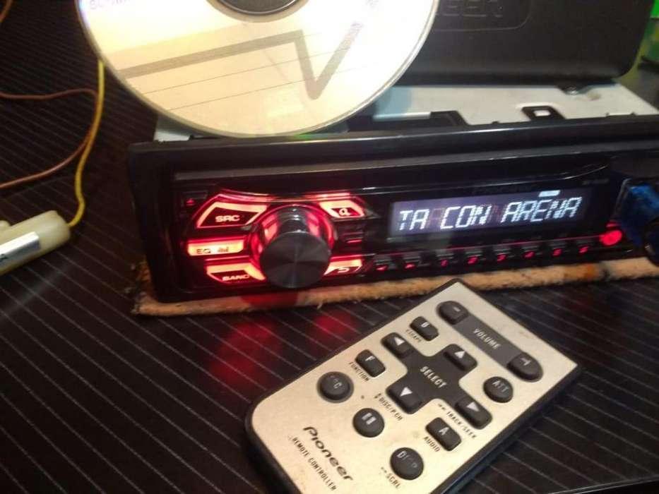 PIONEER DXT - 1569 UB c/control