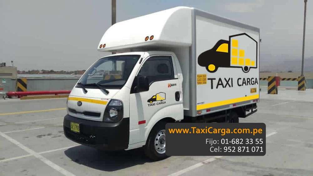 Taxi Carga y Mudanzas