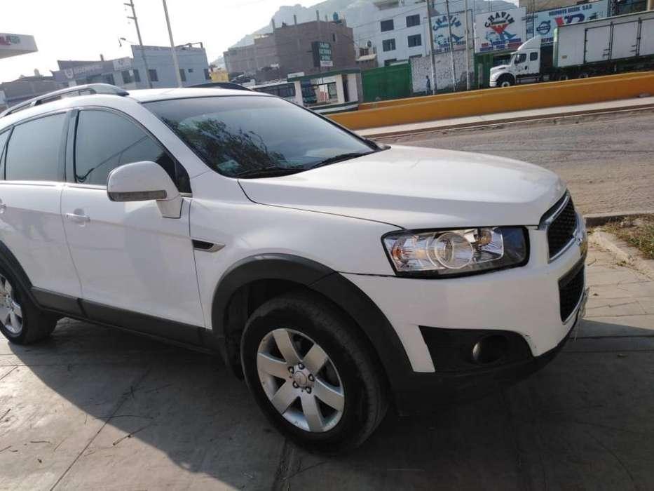 Chevrolet Captiva 2013 - 45000 km