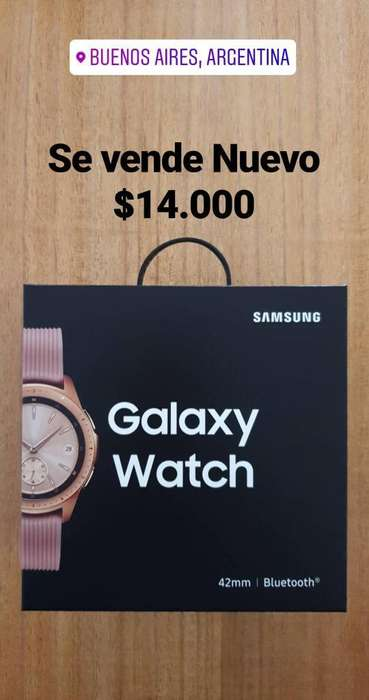 Samsung Galaxy Watch Gold Rose 42mm