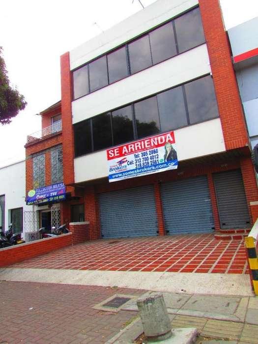 Oficina En Arriendo/venta En Cali Vipasa Cod. VBSBI11412