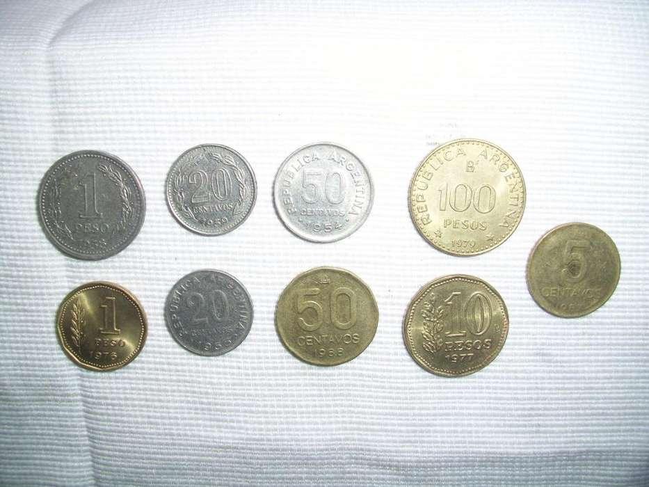 monedas de coleccion argentinas