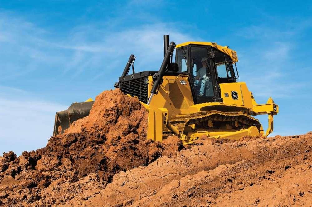 Bulldozer John Deere 850J
