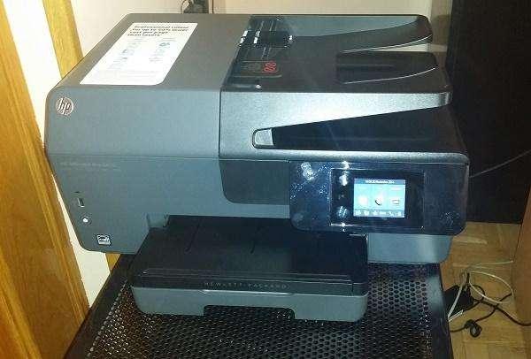 se vende impresora nueva hp officejet pro 6830