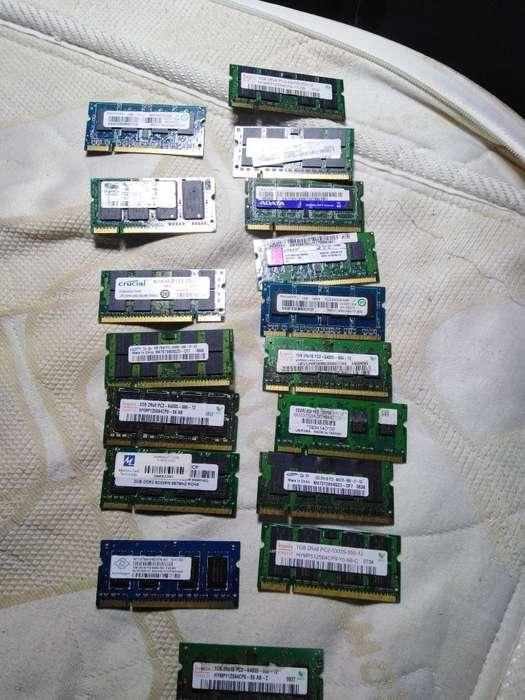 Memorias Ram Ddr2 Y 3