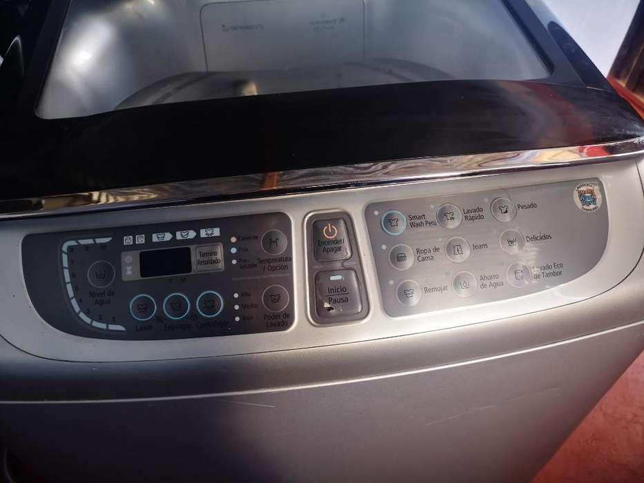 Lavadora Samsung de 11 Kilos