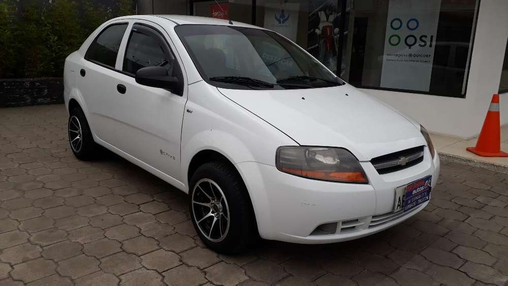 Chevrolet Aveo 2011 - 110000 km