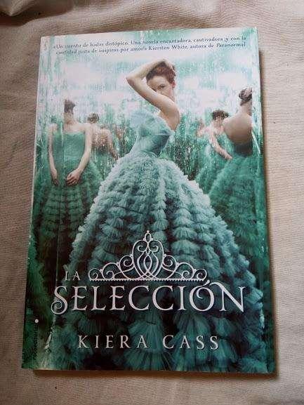 La seleccion Kiera Cass