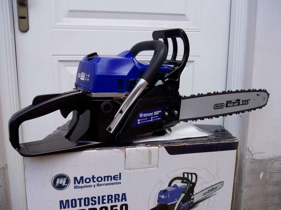 *Motosierra MOTOMEL PROFESIONAL 50CC