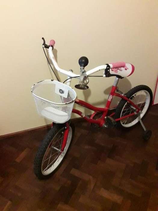 Bicicleta Niña en Buen Estado