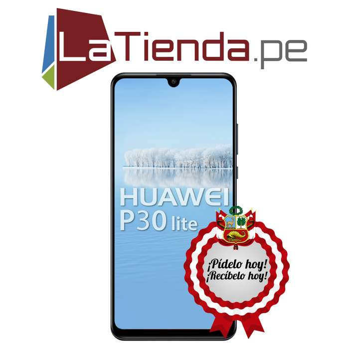 Huawei P30 Lite pantalla Full HD