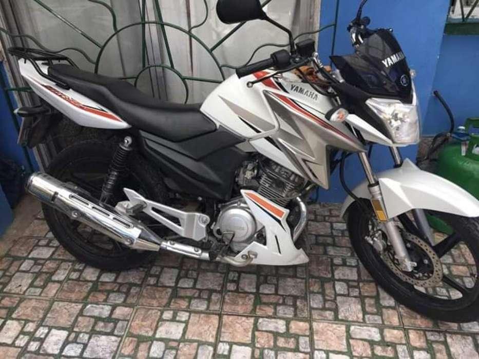Yamaha Ybr 125z