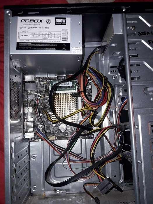 Fisuro Cpu 2 Ram 480 Disco