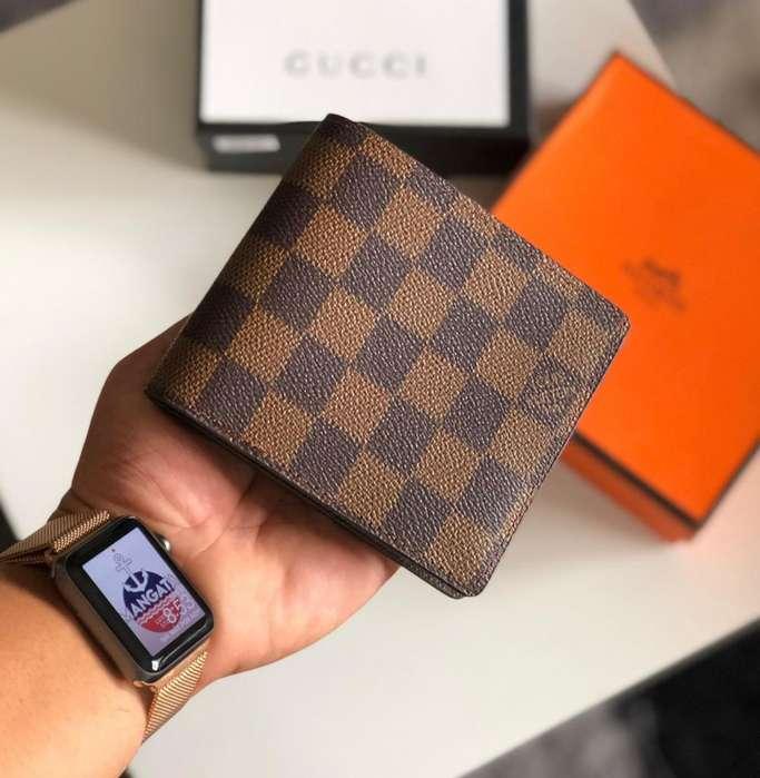 Billetera Lois Vuitton