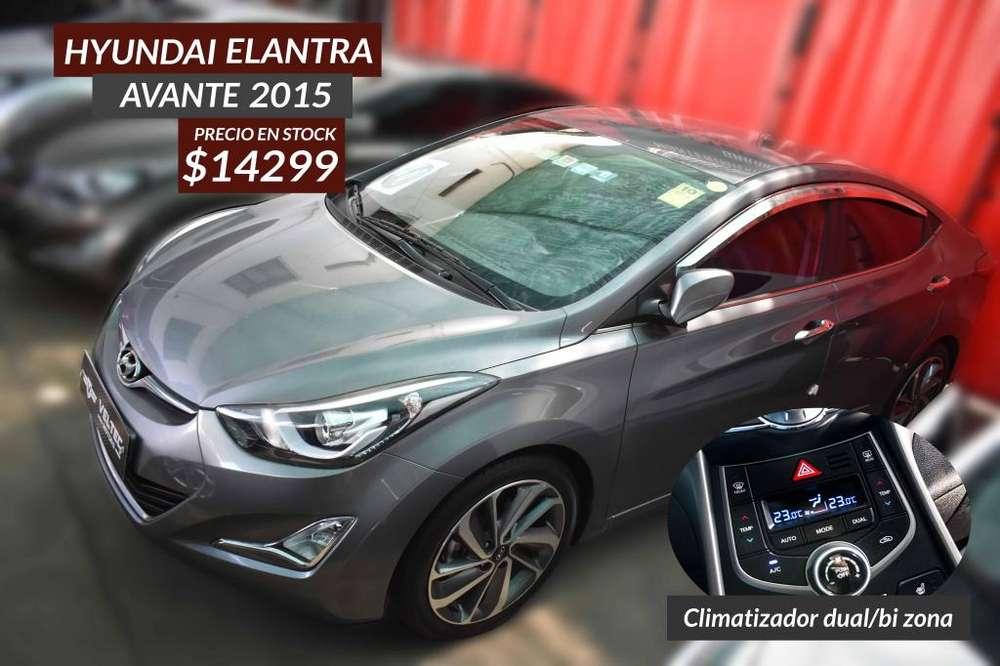 Hyundai Avante 2016 - 39281 km