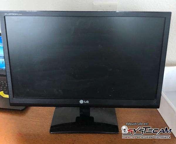 Pantalla monitor LG 20 pulgadas