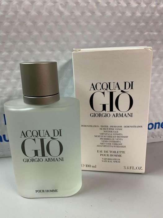 Perfume Acqua Di Gio 100ml original
