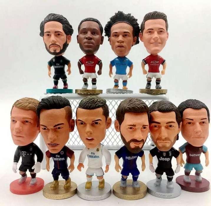 Muñecos de Coleccion Futbol