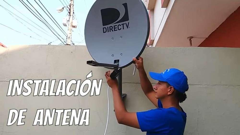 Venta E Instalacion de Antenas Directv