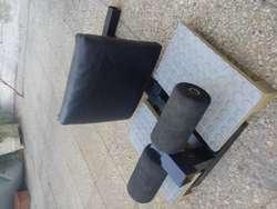 Maquina para sentadillas Banco sissy