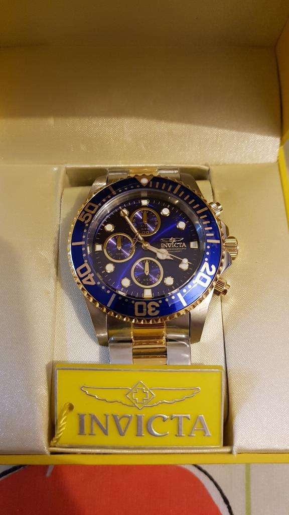 Reloj Invicta Rolex Oro 18k Posadas Simil 9WIY2DHE