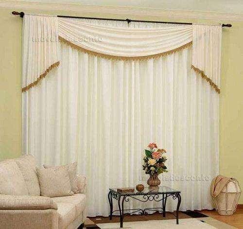 Gran variedad de cortinas de tela, persianas, zebras, roler,paneladas.