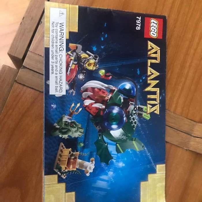 Vendo Lego, Manual Fichas Completas