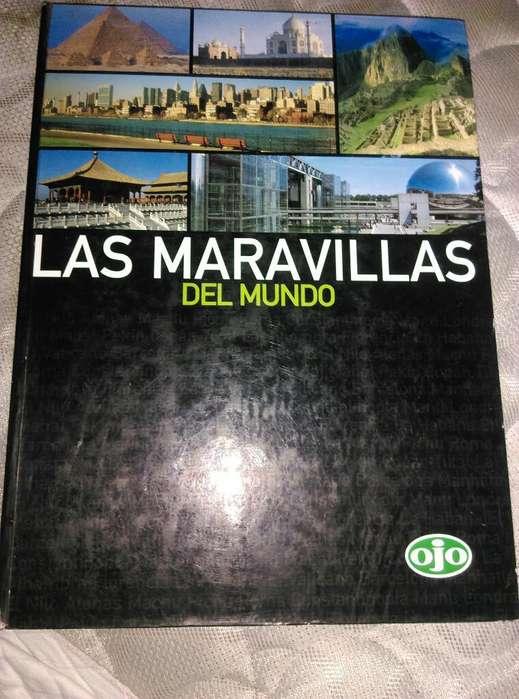 Maravillas Del Mundo, Ojo , Enciclopedia