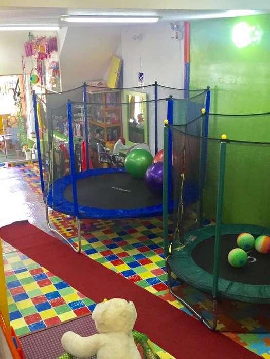 Salon de Juegos Infantiles Y Fiestas