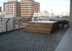 Alquiler Temporario Monoambiente con división, Guatemala y Ravignani, Palermo