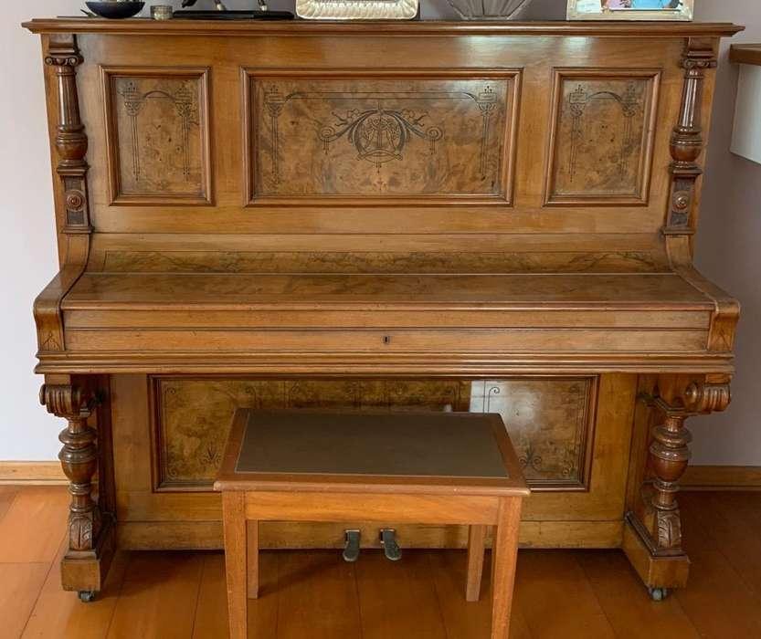 Piano Alemán de 1905