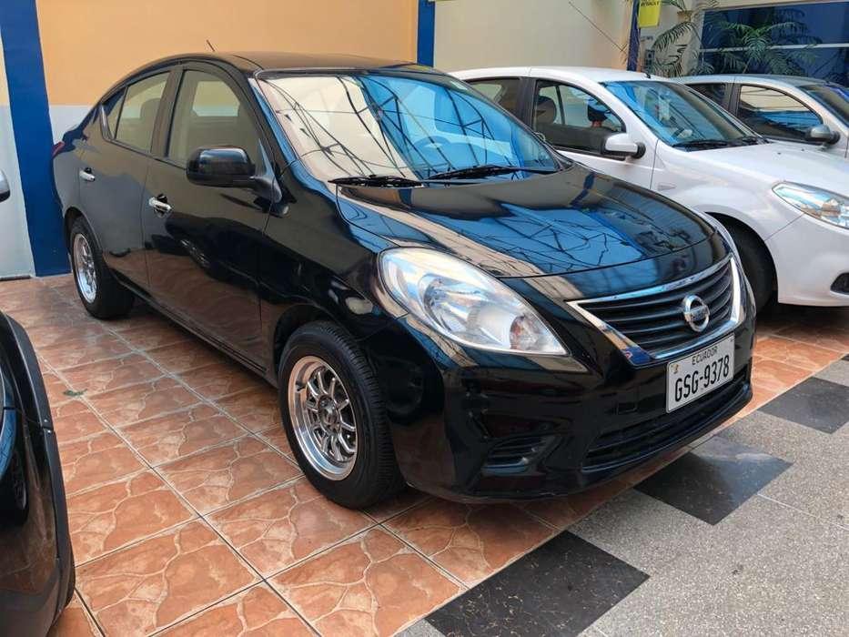Nissan Versa 2013 - 101990 km