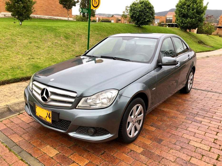<strong>mercedes-benz</strong> Clase C 2012 - 45000 km
