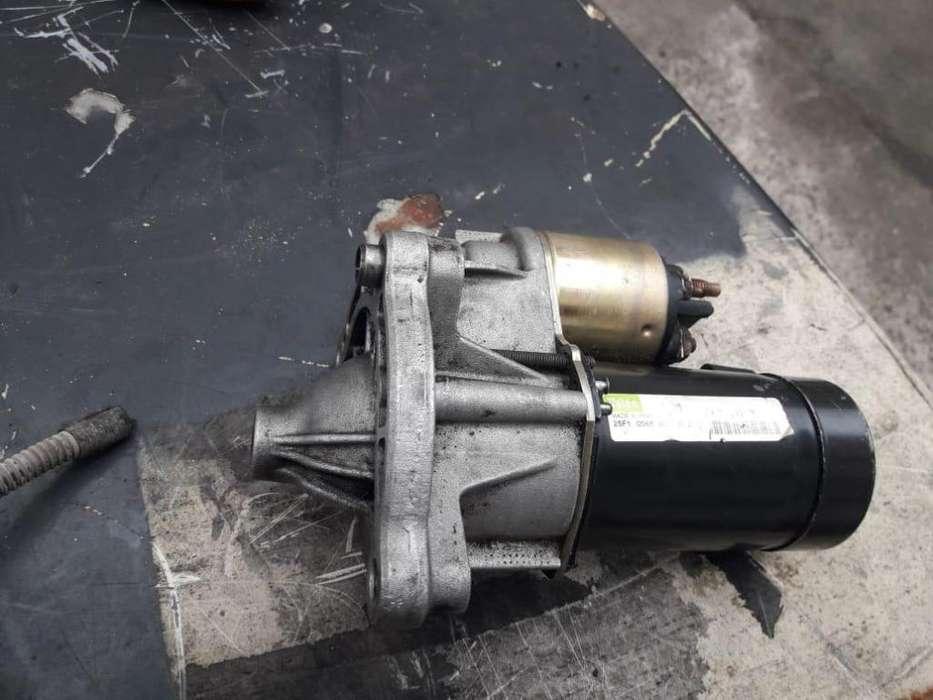 Burro de arranque de peugeot 206/207 Nafta