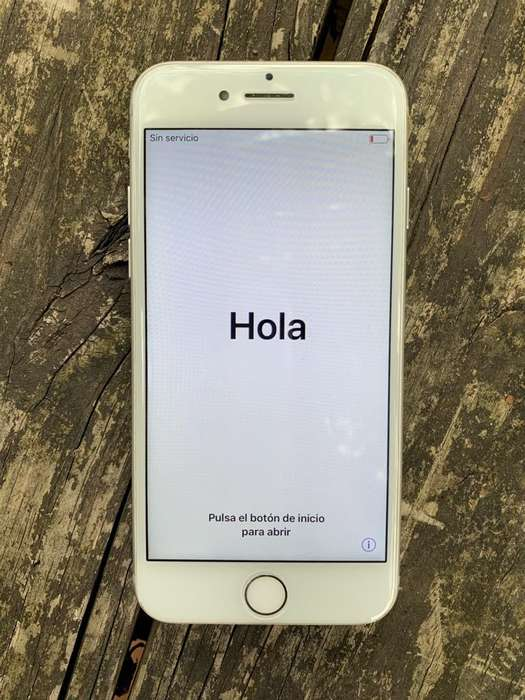 iPhone 7S Color Blanco 128G