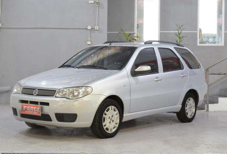 Fiat Palio Weekend 2007 - 157000 km