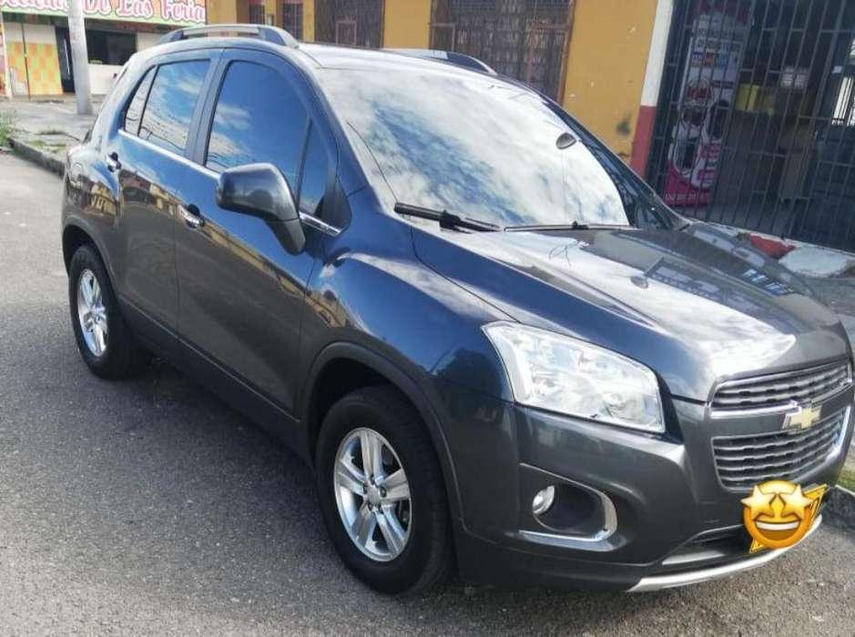 Chevrolet Tracker 2014 - 80000 km